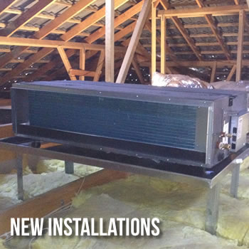New air-con installations Roleystone Perth Hills